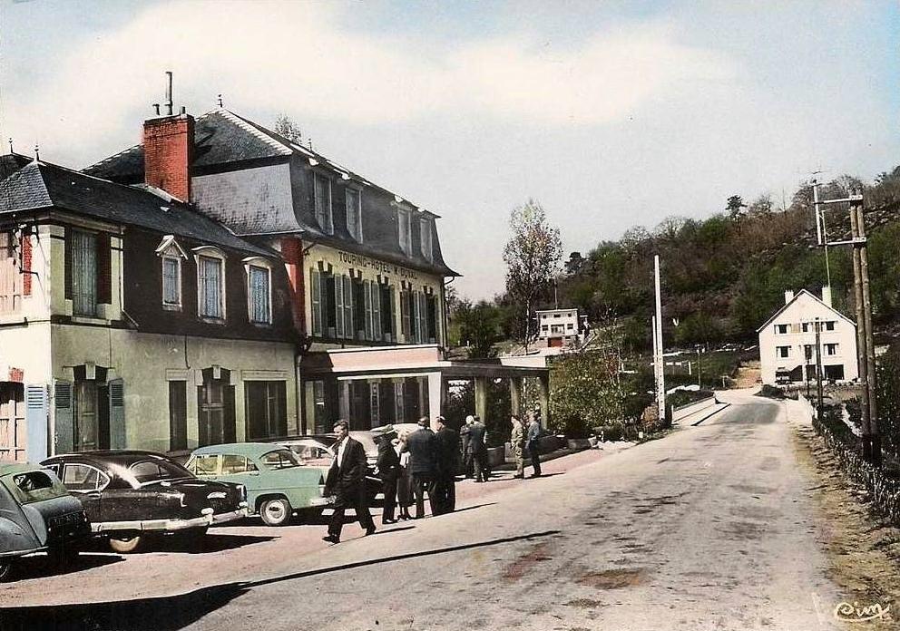 Forum MG Afficher le sujet Nos anciennes sur cartes postales # St Léonard Des Bois