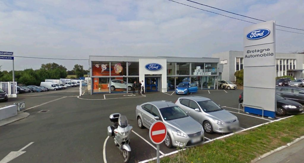 Forum mg afficher le sujet nos anciennes sur cartes for Garage ford concarneau