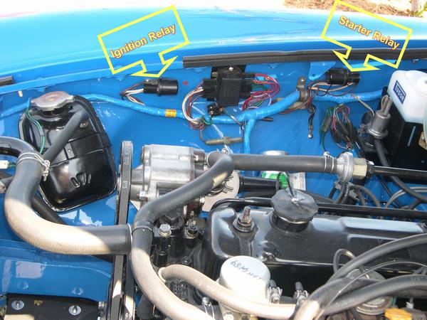 relay_location 1980 triumph tr8 fuel pump wiring 1980 triumph tr6 wiring diagram Chevy Fuel Pump Relay Diagram at crackthecode.co